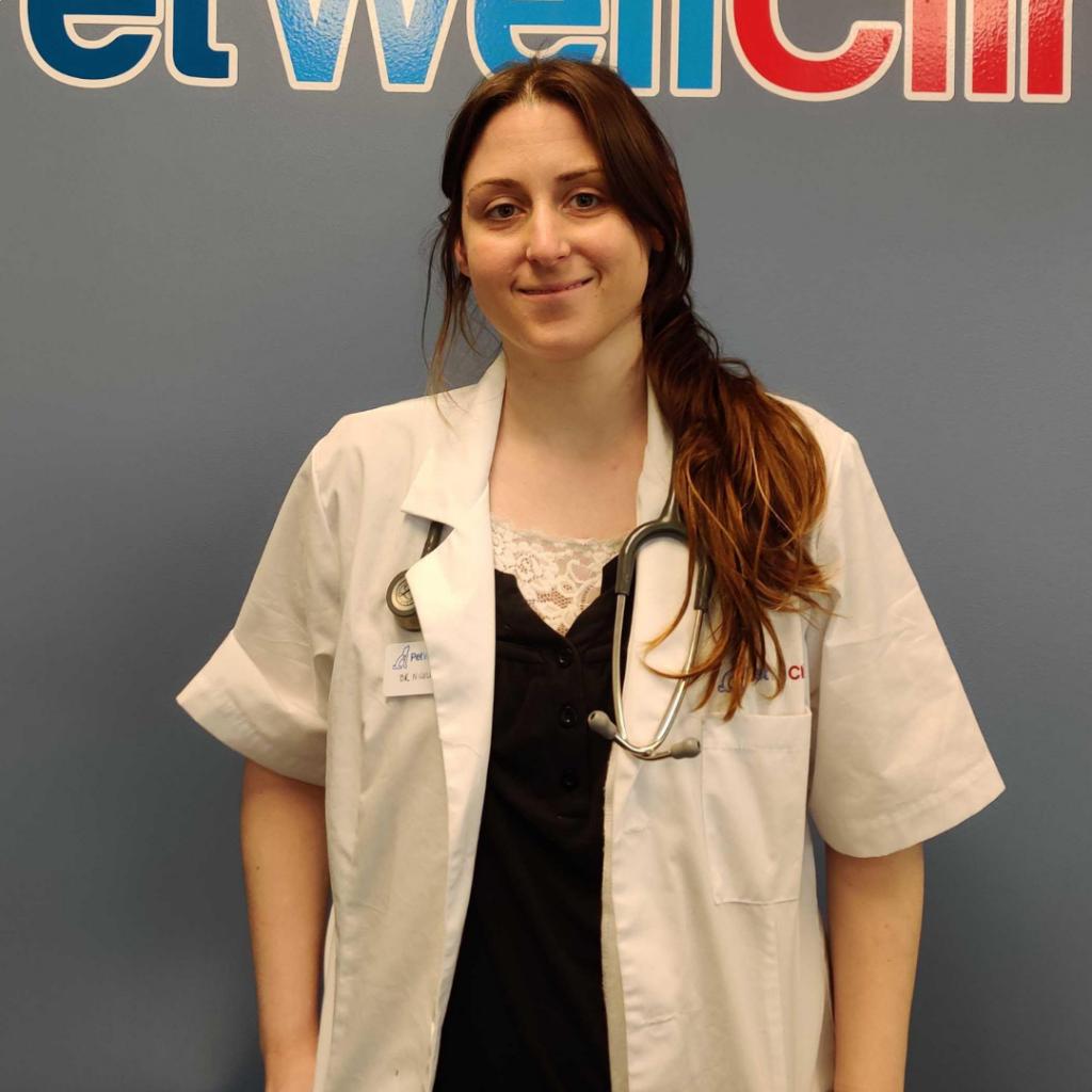 Dr. Nicole Corder-Ramos, PetWellClinic