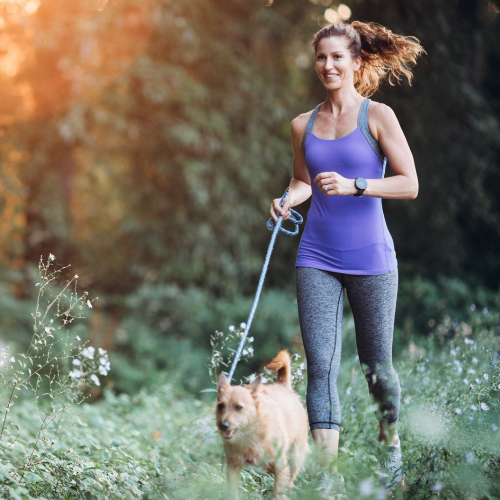 ask your PetWellClinic vet about exercising with your dog