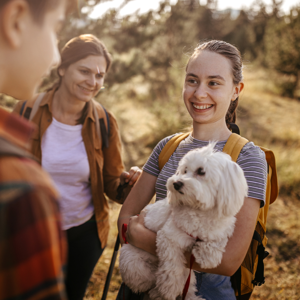 dog activities that are also family friendly